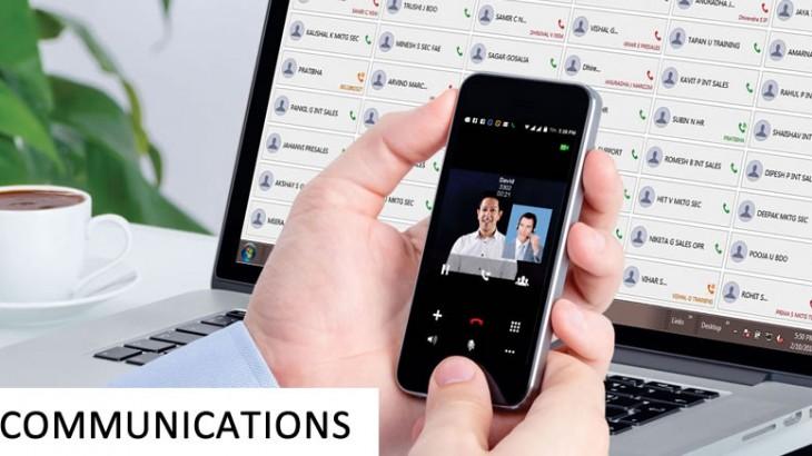 Four ways communication