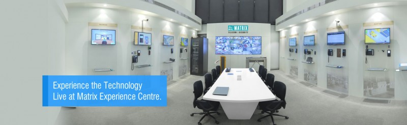 Experience the Live Technology at Matrix Telecom Solution