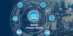 PRAMAN CMS100, Centralized Management Software