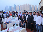 PRASAR UCS Cruise Launch
