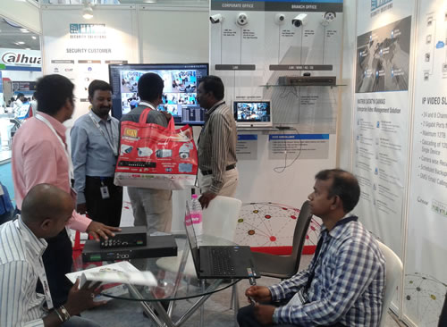 Security and Fire Expo (SAFE) South India