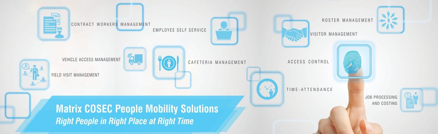 Matrix Cosec People Mobility Solution