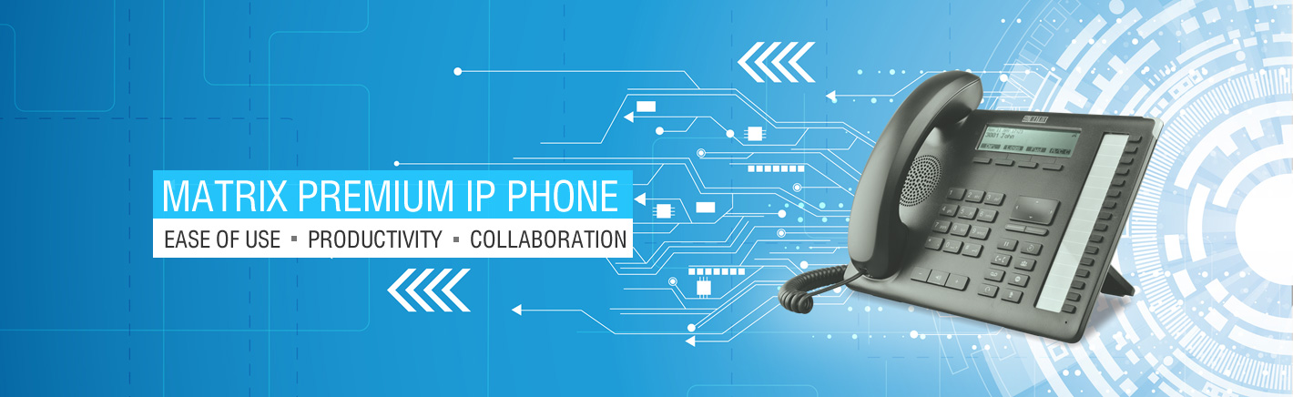 Matrix IP Phone Pbx System