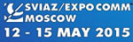 telecom solutions at Sviaz Expocomm, 12-15 May 2015, Moscow