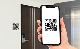 QR Code based Access Control